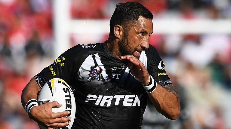 Benji Marshall will make his bow for the Maori All Stars