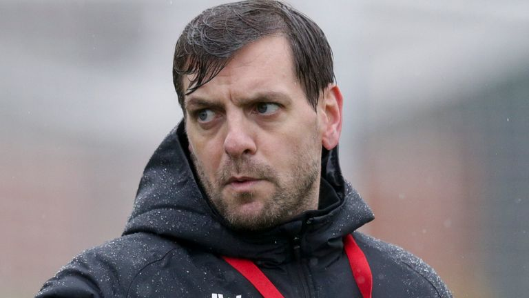 Jonathan Woodgate will be in caretaker charge for Bournemouth's game against Birmingham on Saturday