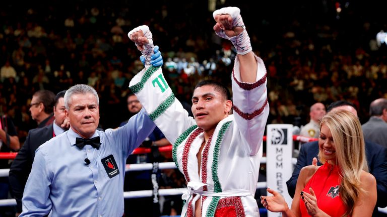 Vergil Ortiz Jr. is looking forward to facing former world champion Maurice Hooker on March 20.
