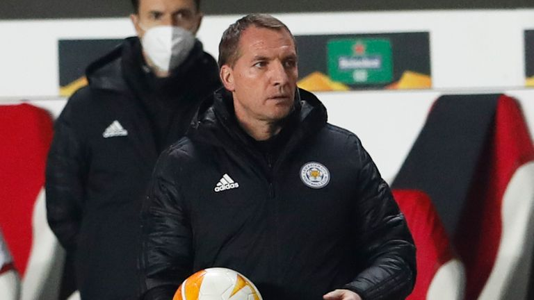 Brendan Rodgers has a balancing act to play with his squad in the coming weeks