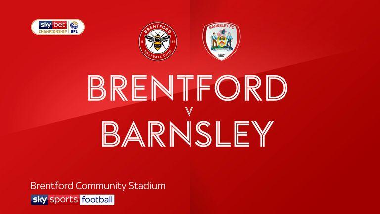 Brentford v Barnsley