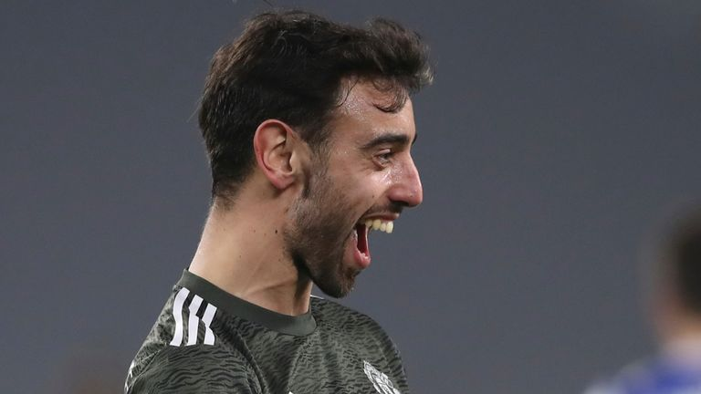 Bruno Fernandes has been integral to revitalising Manchester United's fortunes since his arrival from Sporting Lisbon in January of last year