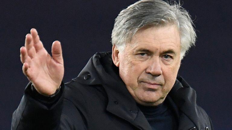 Carlo Ancelotti (AP)