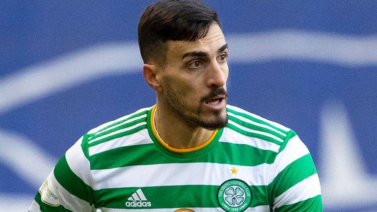 Hatem Elhamed joined Celtic from Hapoel Be'er Sheva in July 2019