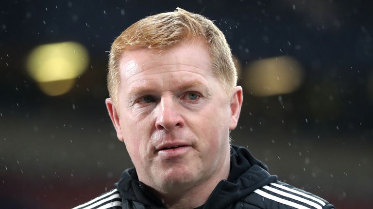 Neil Lennon has guided his Celtic side to five straight wins after beating Aberdeen on Wednesday night
