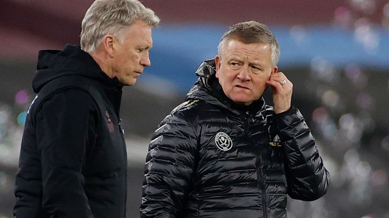 Chris Wilder was left lamenting more poor individual errors from his side