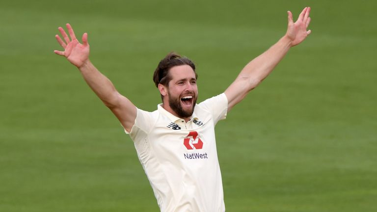 Woakes was PCA Player of the Summer in 2020 but has not played for England since