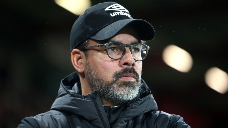 Premier League Departed Managers File Photos File photo dated 04-12-2018 of Huddersfield Town manager David Wagner.