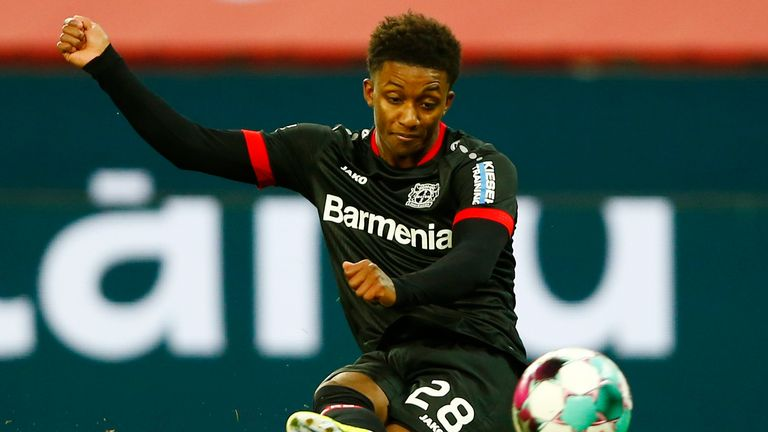 Demarai Gray  joined Bayer Leverkusen in January after struggling to make an impact at Leicester City.