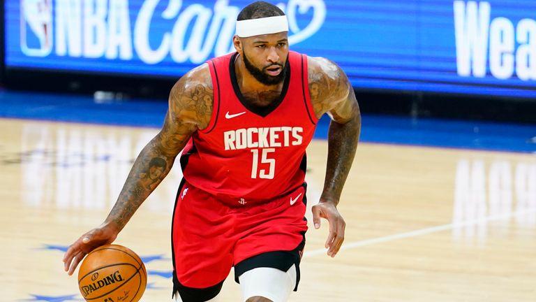 DeMarcus Cousins, Houston Rockets (AP Photo/Matt Slocum)