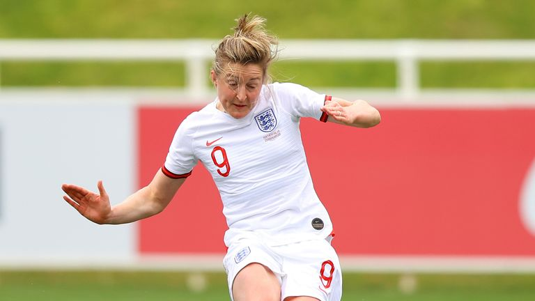 White makes no mistake to stroke England into the lead at St George's Park