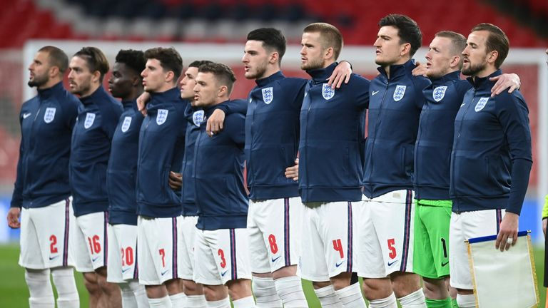 The make-up of the England squad for Euro 2020 will become clearer