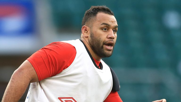 Billy Vunipola was well below par in England's opening defeat by Scotland and did not impress in their 41-18 win over Italy.