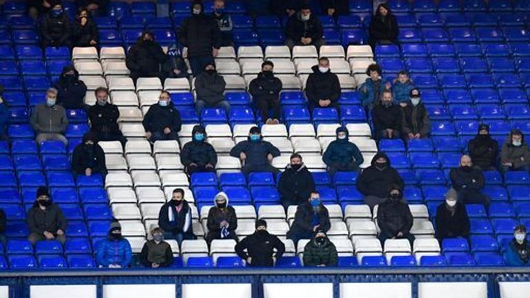 Fans are set to return to sporting venues from May 17