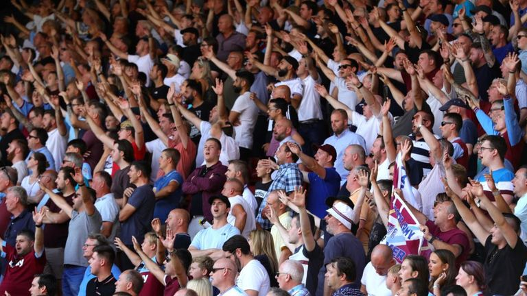 The Premier League are yet to decide whether they will allow fans to return this season