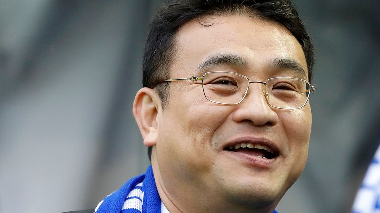 Owls owner Dejphon Chansiri is in no rush to bring a new manager in