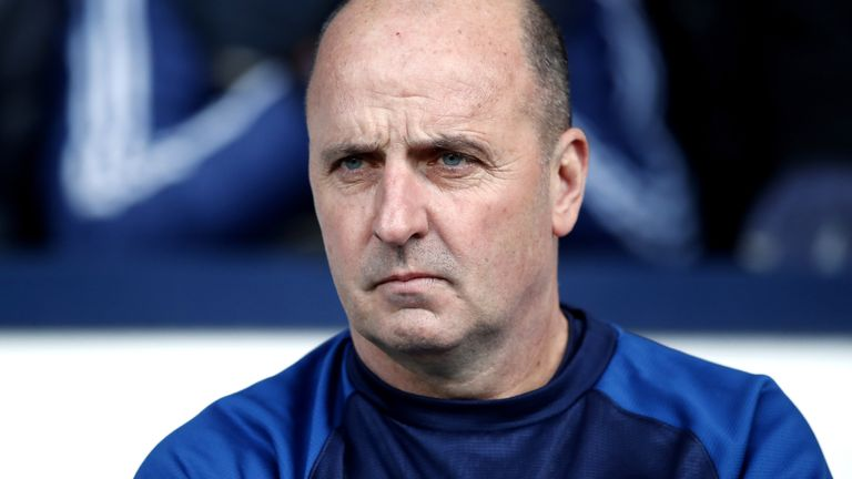 Former Wigan manager Paul Cook is another name on Sheffield Wednesday's shortlist