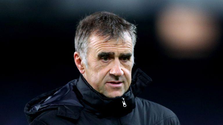 Miercuri, managerul interimar Neil Thompson a obținut trei victorii în cele patru meciuri pe care le-a antrenat
