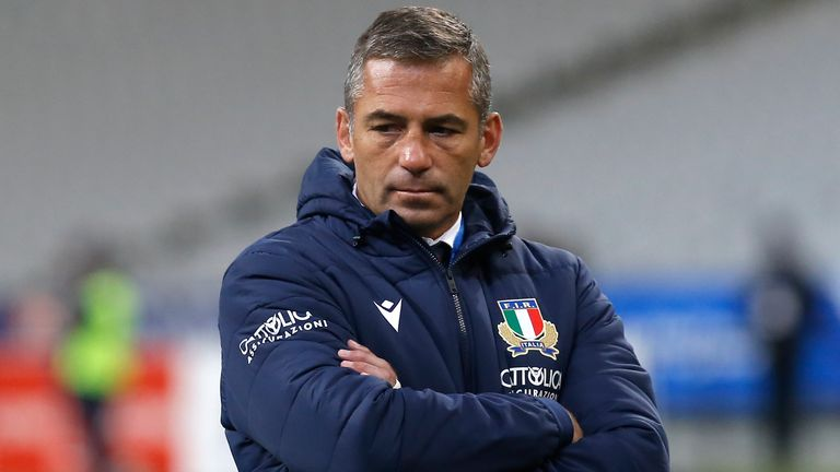 Franco Smith was confirmed as Italy coach on a permanent basis in June