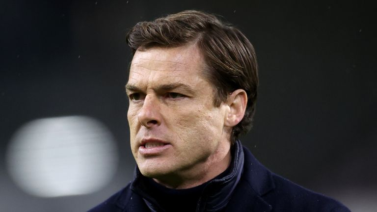 Fulham boss Scott Parker has spoken out about the surprise birthday party that was thrown for his defender Terence Kongolo