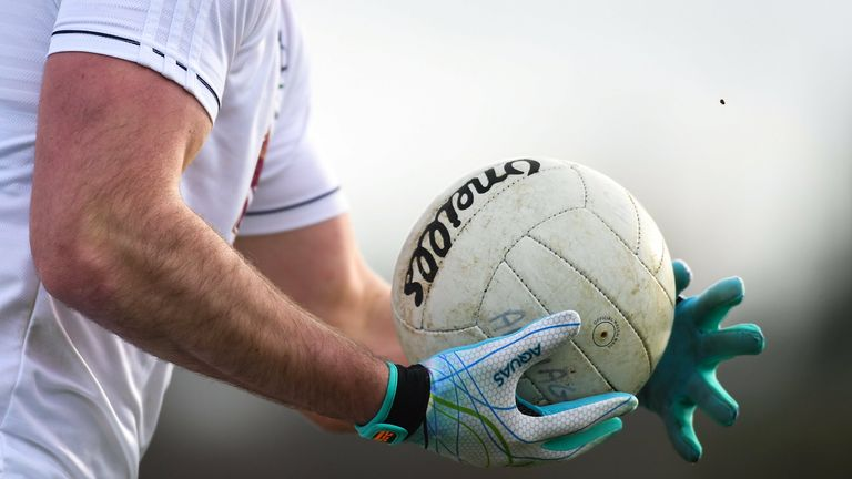 There has been no GAA action in Ireland since December