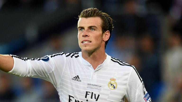Gareth Bale has been a target for Jiangsu FC