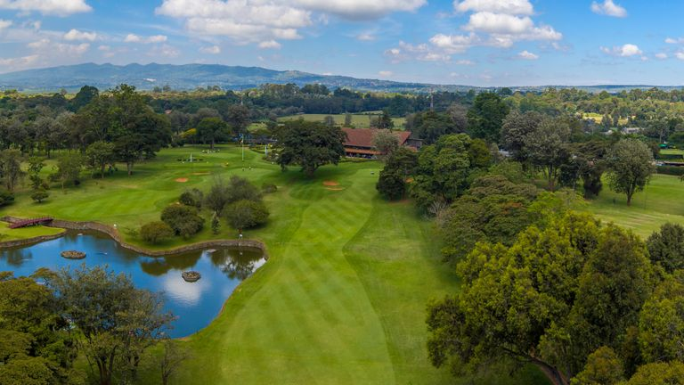 Karen Country Club will host both events in Kenya [credit: IMG Kenya]
