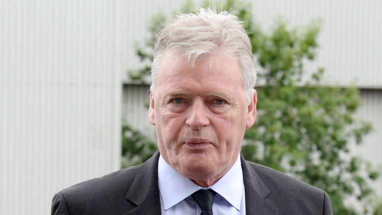 Scotland legend Gordon McQueen