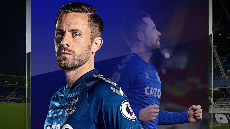 Everton midfielder Gylfi Sigurdsson spoke exclusively to Sky Sports