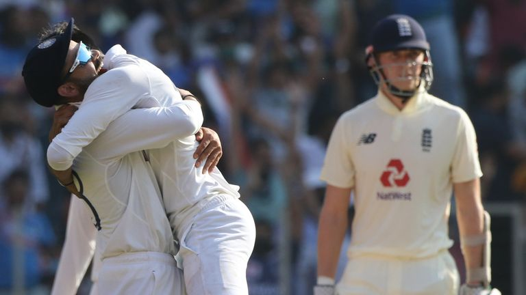 India vs England: Tourists contested 112 points on day one in Ahmedabad |  Cricket News