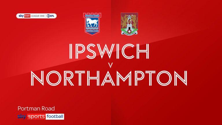 Ipswich v Northampton