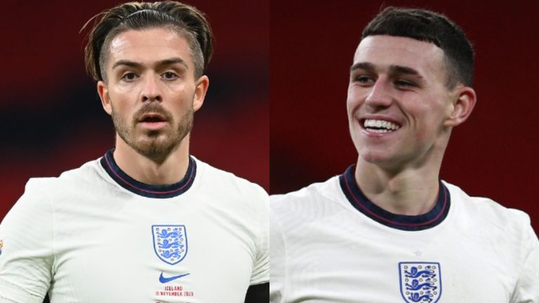 Wayne Rooney thinks Jack Grealish and Phil Foden should be in England's Euros team