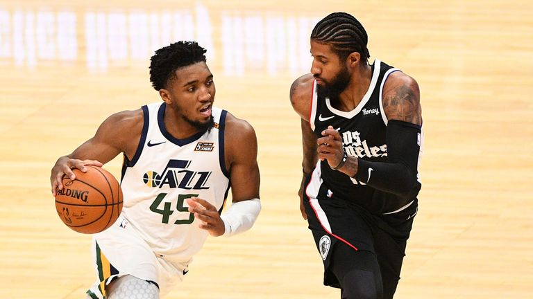 Joel Embiid, Jamal Murray both score 50; Kawhi Leonard and Los Angeles Clippers halt Utah Jazz | NBA News