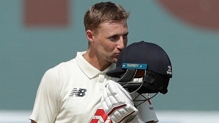 Joe Root is averaging 128.80 in Test cricket in 2021, with 644 runs in five innings (Pic credit - BCCI)