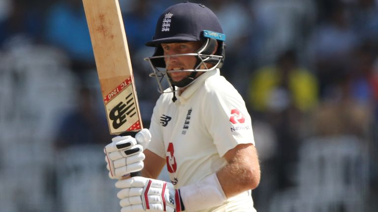 England captain Joe Root says spin will play a role in the pink-ball Test against India (Pic credit - BCCI)