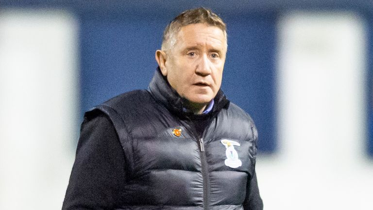 Inverness manager John Robertson has been given compassionate leave
