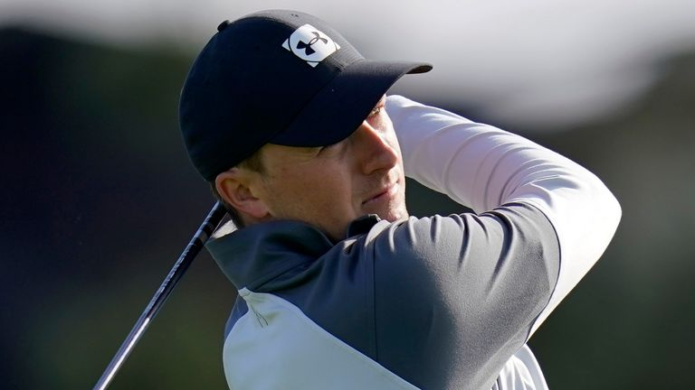 Spieth has fired back-to-back 67s in Phoenix