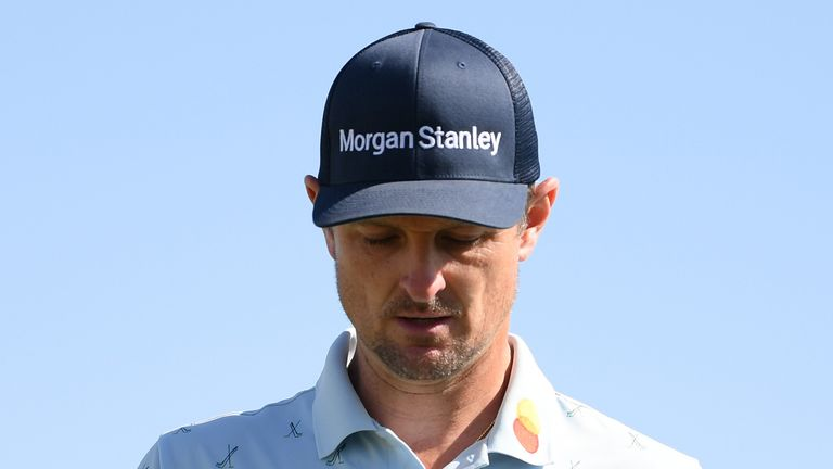 Justin Rose is without a win since the 2019 Farmers Insurance Open