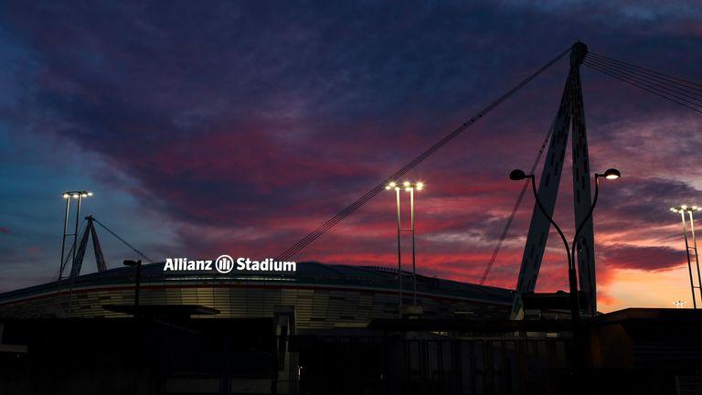 Juventus' Allianz Stadium