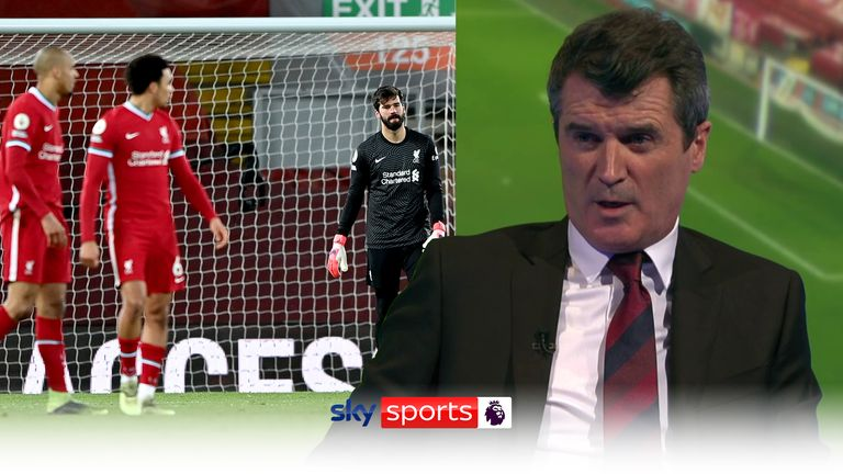 Keane describes Liverpool as 'bad champions'