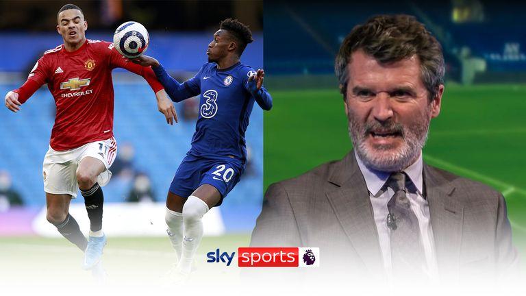 Keane on penalty