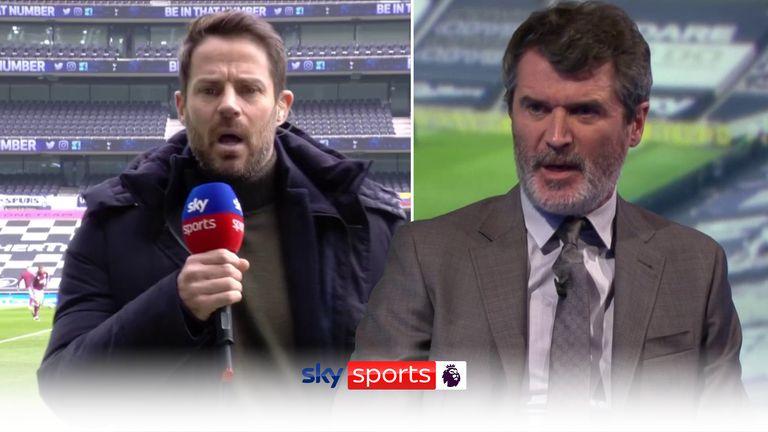 Keane v Redknapp