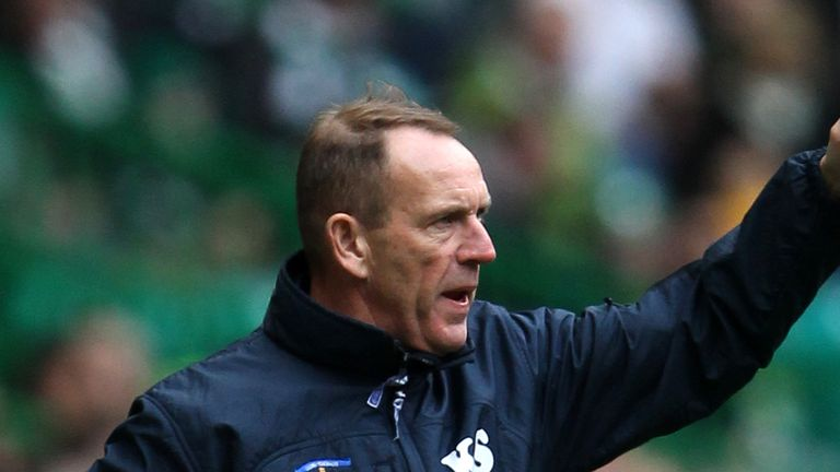 Former Kilmarnock manager Kenny Shiels is now in charge of Northern Ireland's women's team