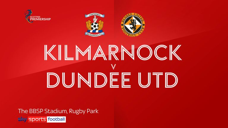 Kilmarnock Dundee Utd