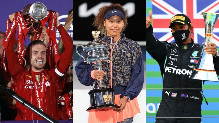 Liverpool, Naomi Osaka and Lewis Hamilton