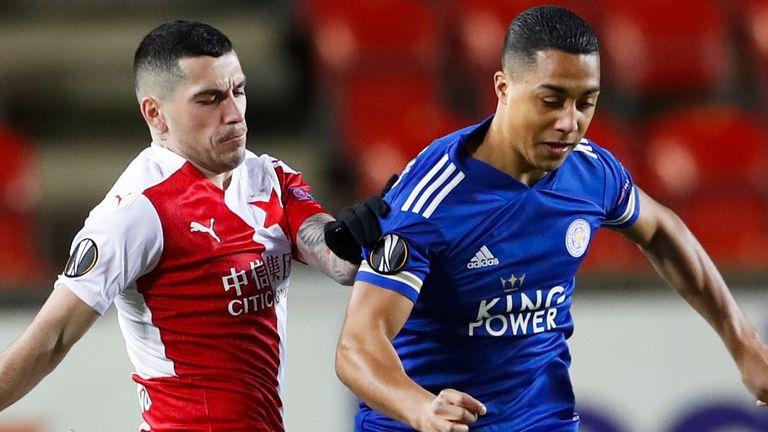 Slavia Prague 0 - 0 Leicester - Match Report & Highlights