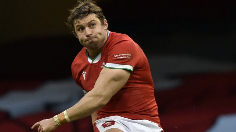 Full-back Leigh Halfpenny is a doubt due to concussion