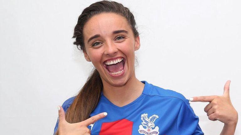 Crystal Palace's Leigh Nicol