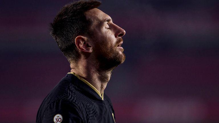 AP: Lionel Messi