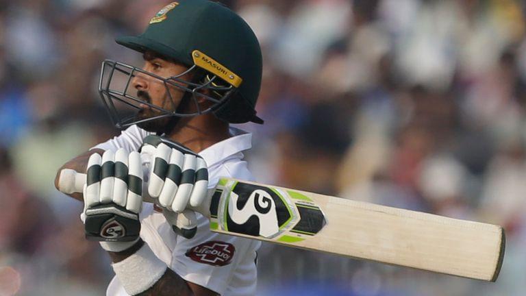 Liton Das top-scored for Bangladesh with 71